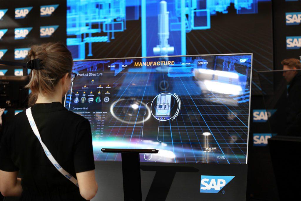 SAP SE – Hannover Messe 2019